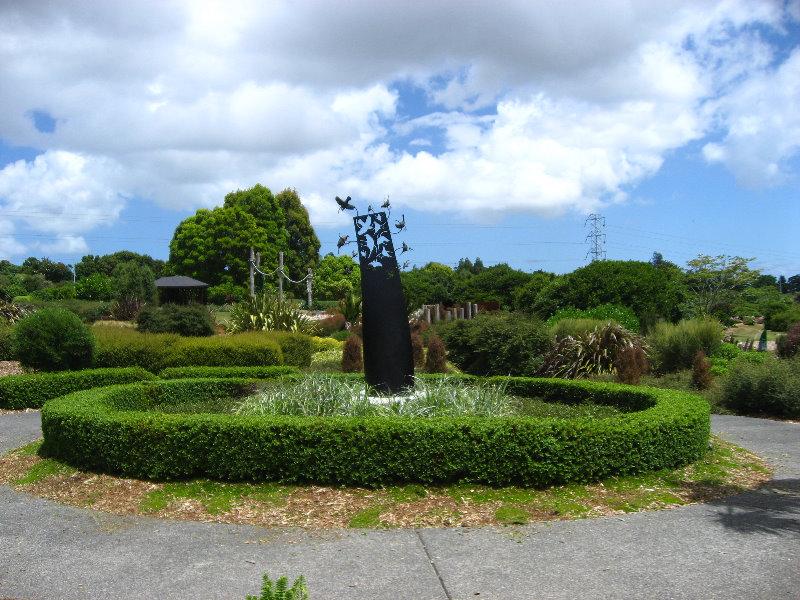 Auckland Botanic Gardens Manukau North Island New Zealand 017
