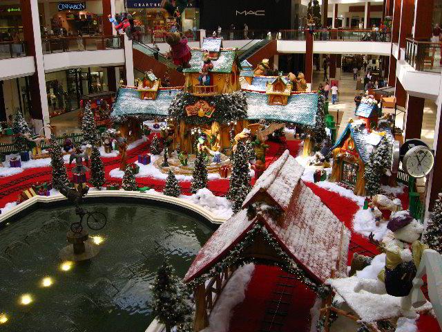 aventura mall xmas display miami fl 005