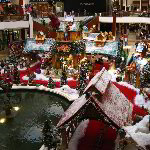 Aventura Mall Holiday Display - Miami, Florida
