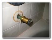 Bathtub Spout Shower Water Diverter Valve Replacement Guide With Pictures H