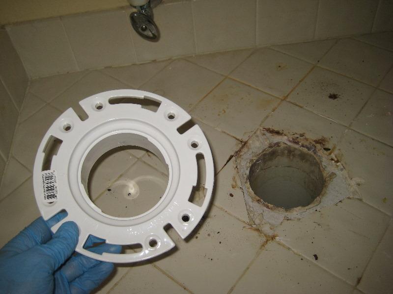 Broken-Plastic-Toilet-Flange-Replacement-Guide-015