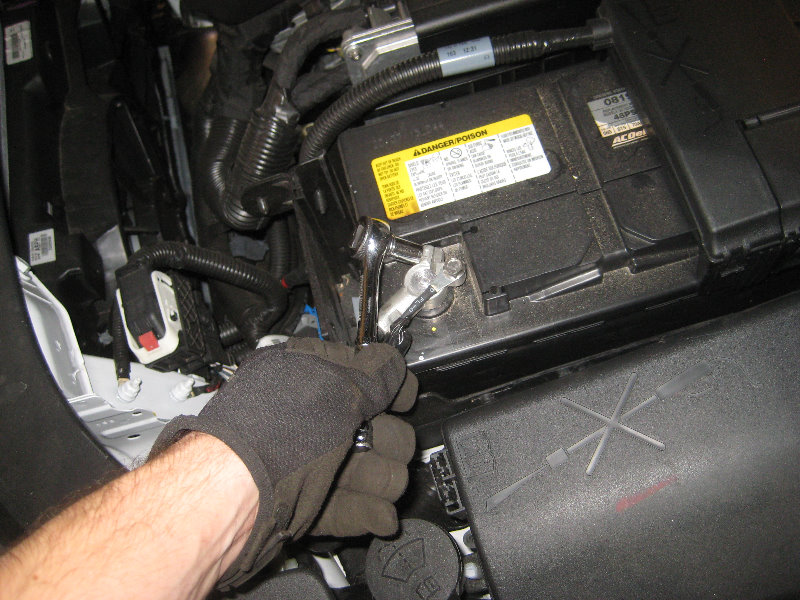 Buick Lacrosse 12v Automotive Battery Replacement Guide 009