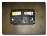2010-2016 Buick LaCrosse 12V Car Battery Replacement Guide