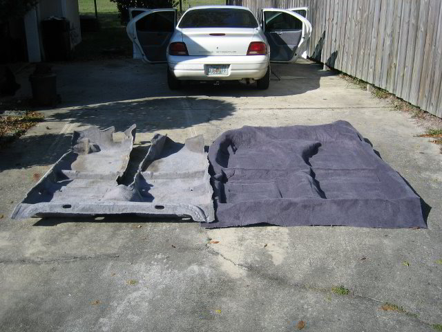 dodge stratus carpet replacement 04. Black Bedroom Furniture Sets. Home Design Ideas