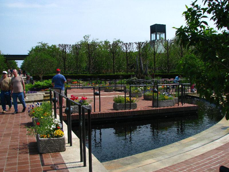 Chicago Botanic Garden Glencoe Il 0002
