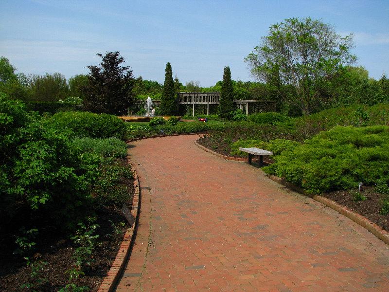 Chicago Botanic Garden Glencoe Il 0007