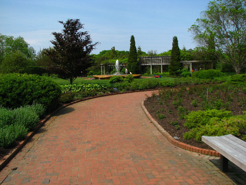 Chicago Botanic Garden Glencoe Il 0008