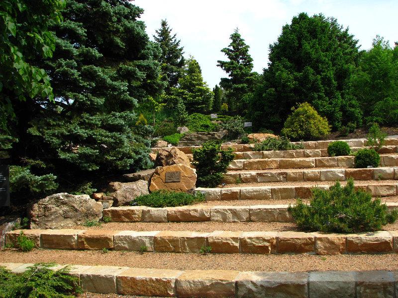 Botanical Garden Illinois Botanic Gardens Glencoe