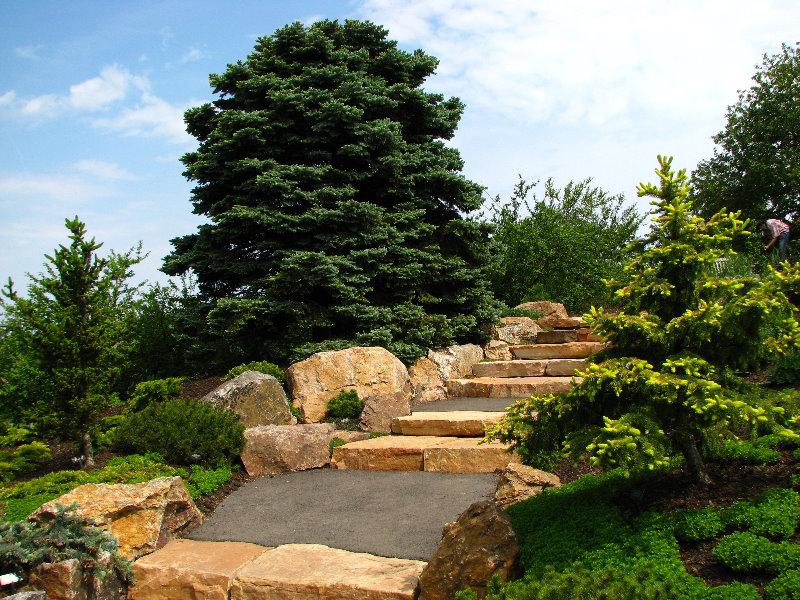 Chicago Botanic Garden Glencoe Il 0011