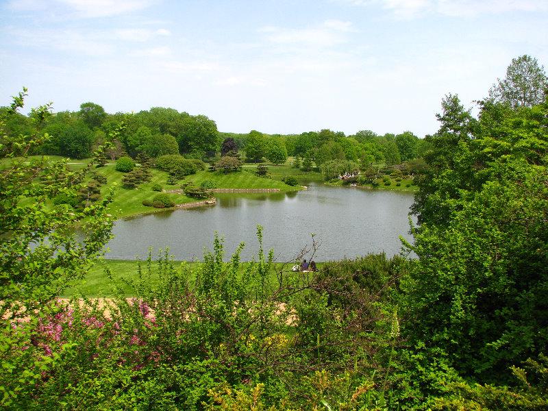 Chicago Botanic Garden Glencoe Il 0015