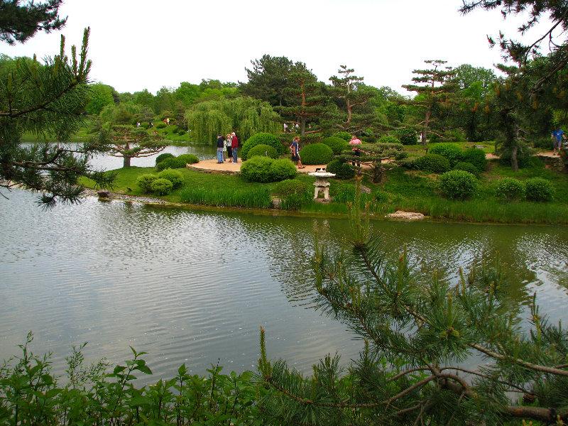Chicago Botanic Garden Glencoe Il 0021