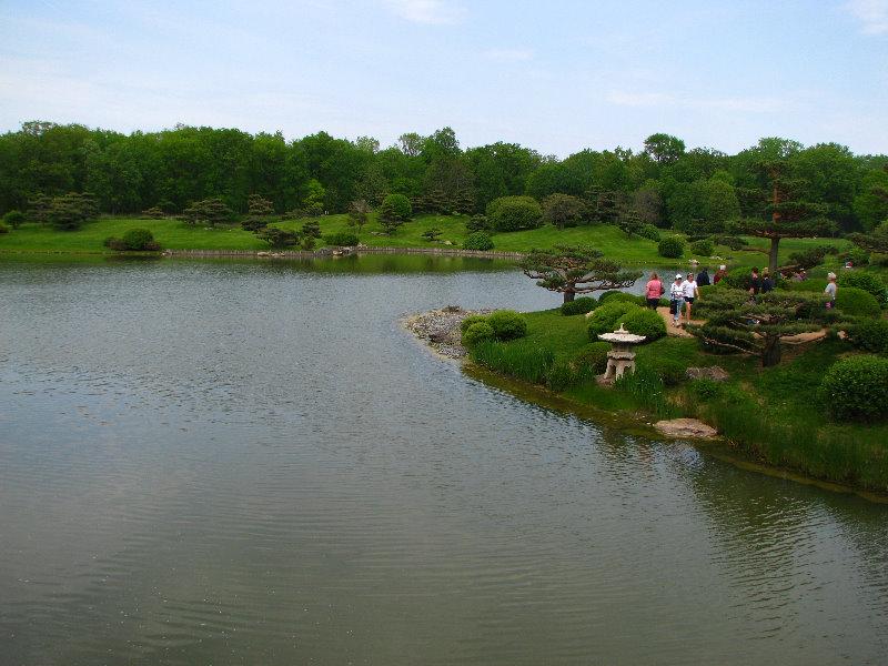Chicago Botanic Garden Glencoe Il 0022