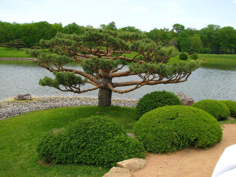 Chicago Botanic Garden Glencoe Il 0025