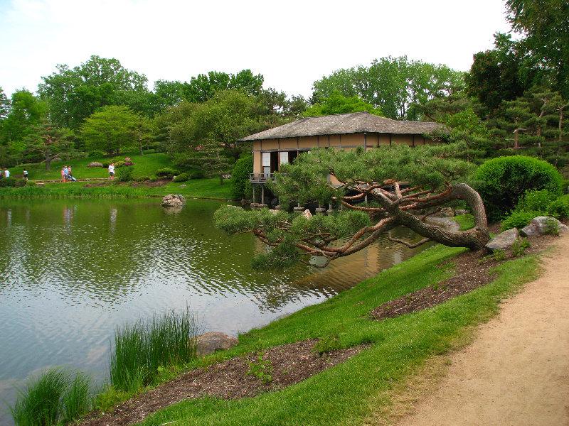 Chicago Botanic Garden Glencoe Il 0027