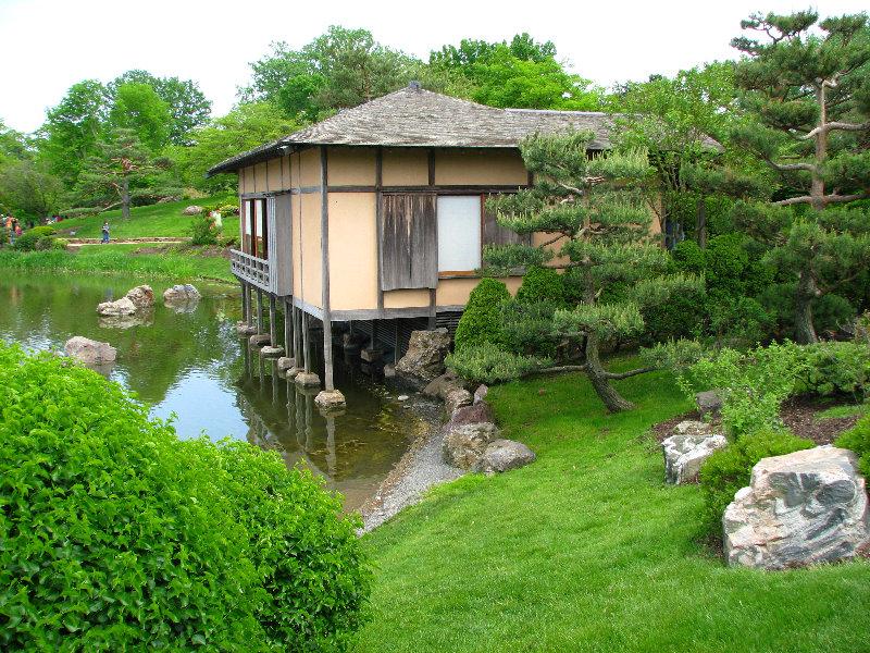 Chicago Botanic Garden Glencoe Il 0028