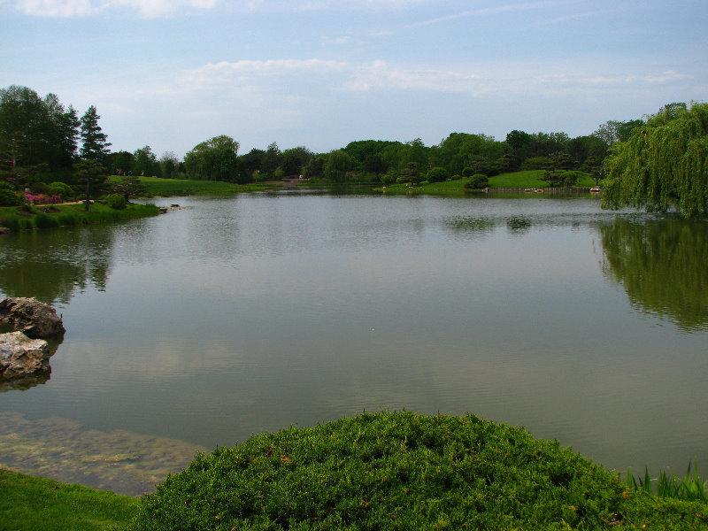 Chicago Botanic Garden Glencoe Il 0032