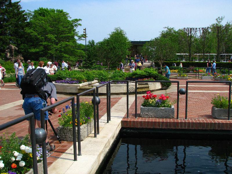 Chicago Botanic Garden Glencoe Il 0039