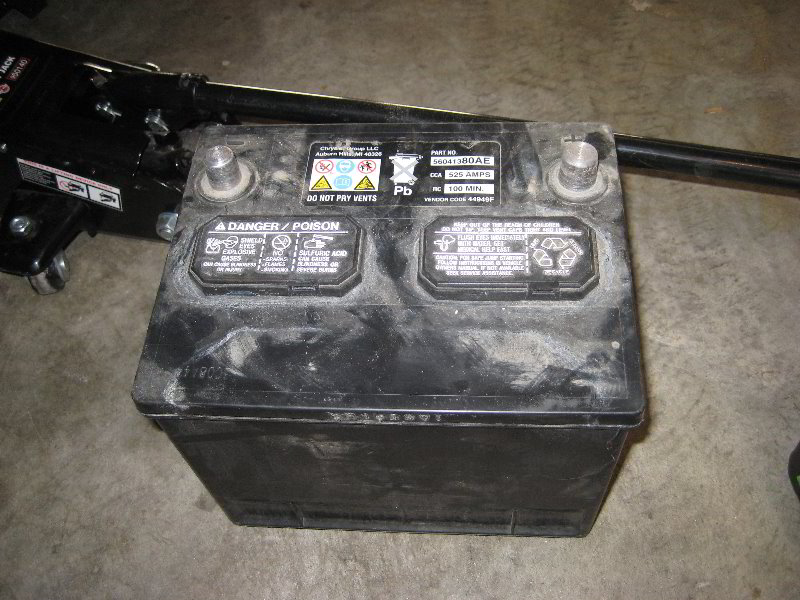 2011 Buick Lucerne Body Structure together with 720624 2008 Lexus Rx 350 Knock Sensor Location in addition How To Replace A Abs Controller further Ignition Control Module additionally Starter Replacement The Easy Way. on 2011 chrysler 200 car battery location