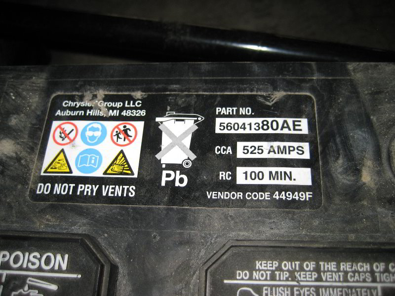 Is A Car Battery V
