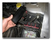 chrysler 200 electrical fuse replacement guide - 2011 to ... fuse box in chrysler 200