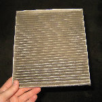 Chrysler 200 HVAC Cabin Air Filter Replacement Guide