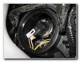 2012 chrysler 200 headlight bulb replacement