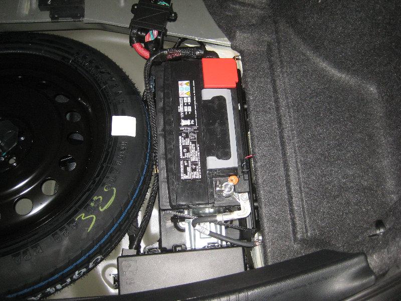 Chrysler 300 Sedan 12v Automotive Battery Replacement