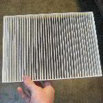 2011-2017 Chrysler 300 A/C Cabin Air Filter Replacement Guide