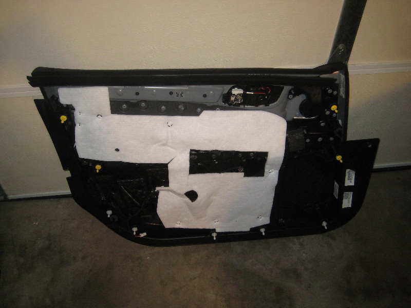 Chrysler 300 Interior Door Panel Removal Speaker Upgrade