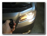 2011-2017 Chrysler 300 Key Fob Battery Replacement Guide