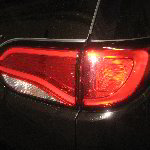 Chrysler Pacifica Minivan Tail Light Bulbs Replacement Guide