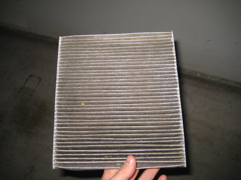 cabin air filter replacement guide