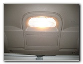 Chrysler Town & Country Cargo Area Light Bulb Replacement Guide