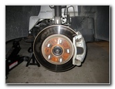 Chrysler Town & Country Front Brake Pads Replacement Guide