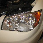 Chrysler Town & Country Headlight Bulbs Replacement Guide
