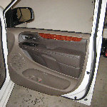 Chrysler Town & Country Interior Door Panel Removal Guide
