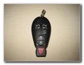 Chrysler Town & Country Key Fob Battery Replacement Guide