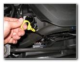 Chrysler town country pentastar 3 6l v6 engine oil for Motor oil for chrysler town and country
