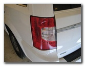 Chrysler Town & Country Tail Light Bulbs Replacement Guide