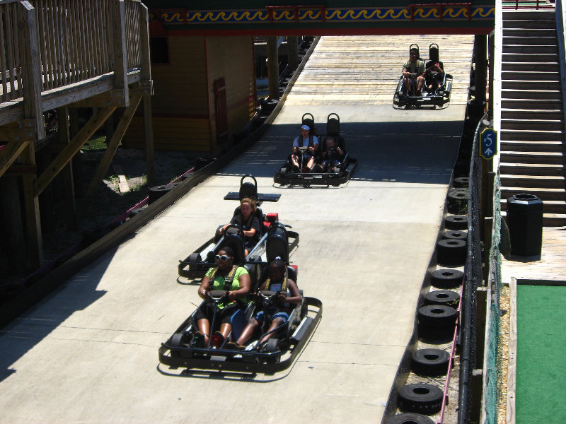 Go Kart Tracks Panama City Beach Florida