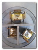 Comfortmaker Hvac Condenser Dual Run Amp Start Capacitor