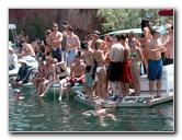 The inflatable raft bikini
