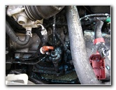 how to stop corrosion on car battery terminals