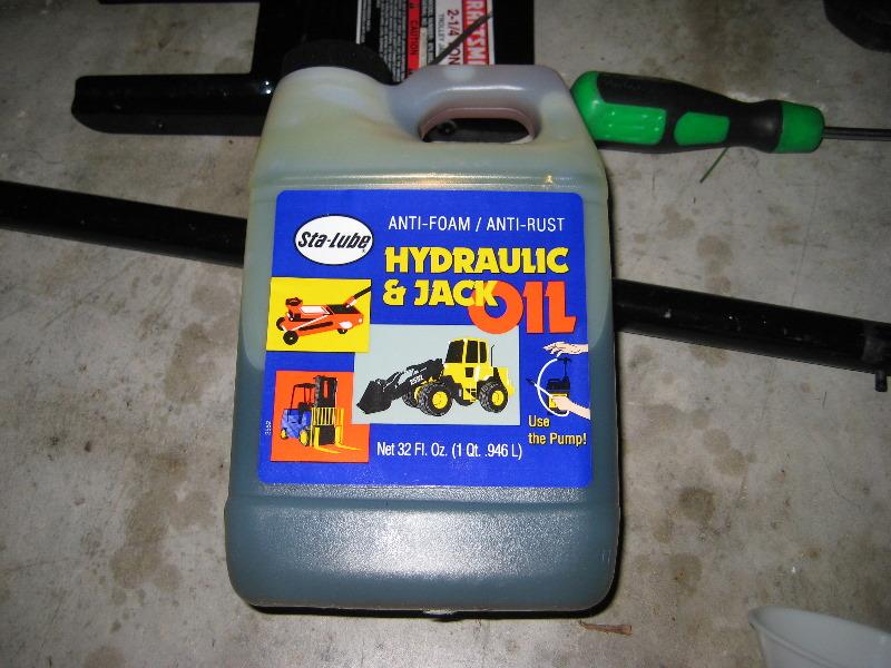 New Hydraulic Jack Craftsman Hydraulic