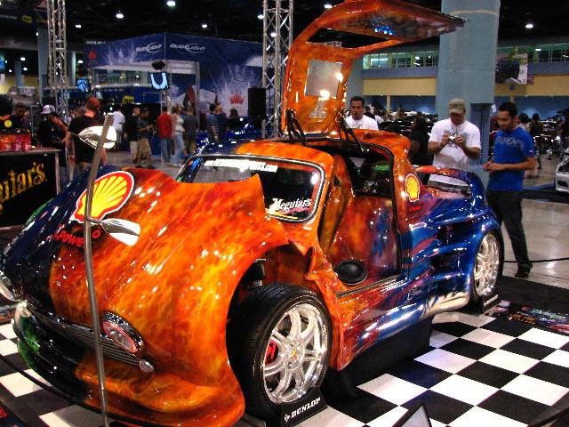 Dub Custom Auto Show Miami Beach Fl 2007 005