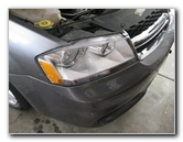 Dodge Avenger Headlight Bulbs Replacement Guide