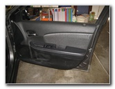 Dodge Avenger Interior Door Panel Removal Guide