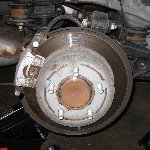 Dodge Avenger Rear Disc Brake Pads Replacement Guide