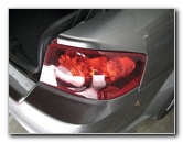 Dodge Avenger Reverse Light Bulb Replacement Guide