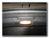 Dodge Avenger Trunk Light Bulb Replacement Guide